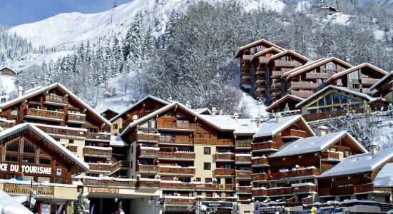 Vacances en montagne Résidence le Centre - Champagny-en-Vanoise