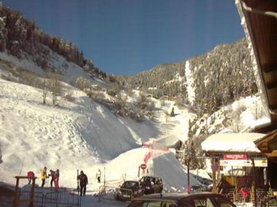 Vacances en montagne Studio coin montagne 4 personnes (027) - Résidence le Centre - Champagny-en-Vanoise