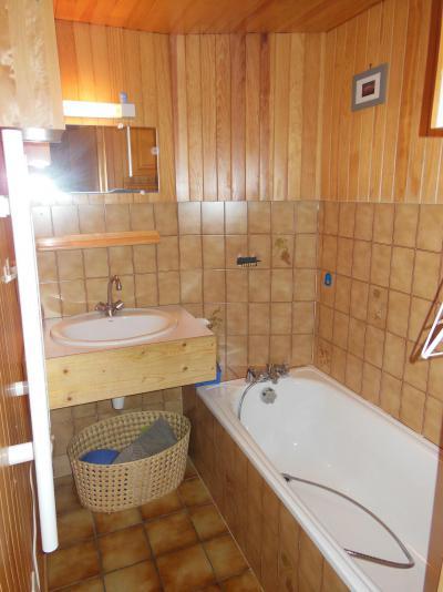 Vacances en montagne Appartement 2 pièces 4 personnes (068) - Résidence le Centre - Champagny-en-Vanoise - Baignoire