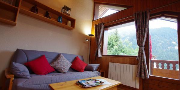 Vacances en montagne Appartement 3 pièces mezzanines 6 personnes (CCET019) - Résidence le Centre - Champagny-en-Vanoise - Chambre