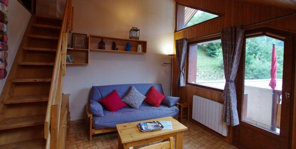 Vacances en montagne Appartement 3 pièces mezzanines 6 personnes (CCET019) - Résidence le Centre - Champagny-en-Vanoise - Séjour
