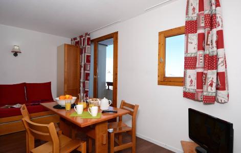 Vacances en montagne Résidence le Cervin - La Plagne - Table