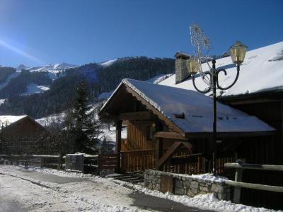 Vacances en montagne Résidence le Chalet de Méribel - Méribel