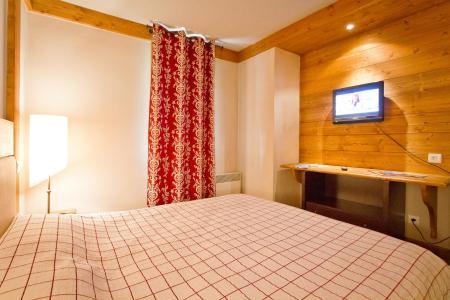 Vacances en montagne Résidence le Chalet de Montchavin - Montchavin La Plagne - Chambre