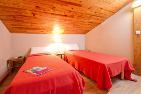 Vacances en montagne Résidence le Chalet de Montchavin - Montchavin La Plagne - Chambre mansardée