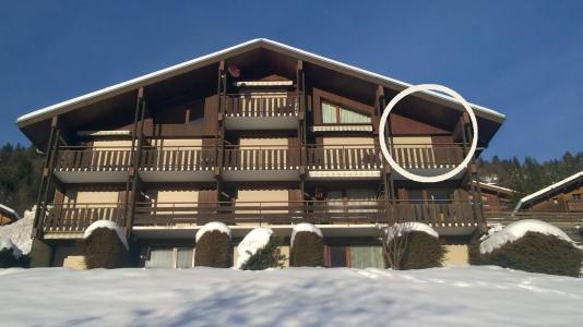 Holiday in mountain resort Résidence le Champel - Le Grand Bornand -