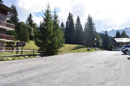 Vacances en montagne Résidence le Chantemerle - Méribel