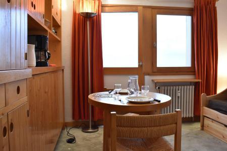 Vacances en montagne Appartement 1 pièces 2 personnes (018) - Résidence le Chantemerle - Méribel
