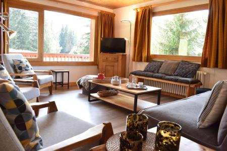 Vacances en montagne Appartement 3 pièces 6 personnes (007) - Résidence le Chantemerle - Méribel