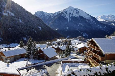Vacances en montagne Appartement 4 pièces 7 personnes (042P) - Résidence le Chardonnet - Champagny-en-Vanoise