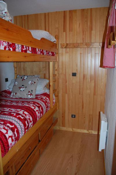 Vacances en montagne Appartement 2 pièces cabine 6 personnes (003CL) - Résidence le Chardonnet - Champagny-en-Vanoise - Lits superposés