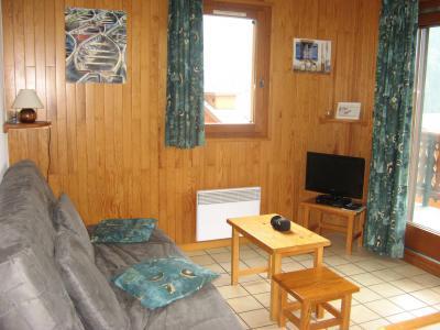 Vacances en montagne Appartement 2 pièces cabine 6 personnes (011CL) - Résidence le Chardonnet - Champagny-en-Vanoise - Séjour