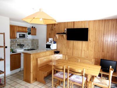 Vacances en montagne Appartement 2 pièces cabine 6 personnes (012CL) - Résidence le Chardonnet - Champagny-en-Vanoise - Kitchenette