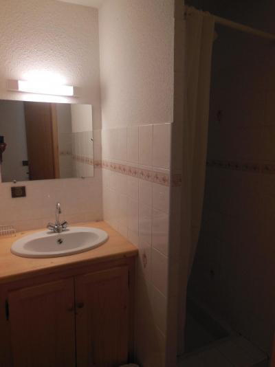 Vacances en montagne Appartement 2 pièces cabine 6 personnes (021CL) - Résidence le Chardonnet - Champagny-en-Vanoise - Lavabo