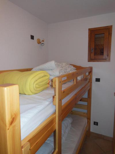 Vacances en montagne Appartement 2 pièces cabine 6 personnes (021CL) - Résidence le Chardonnet - Champagny-en-Vanoise - Lits superposés