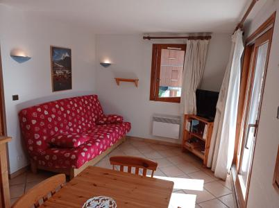Vacances en montagne Appartement 2 pièces cabine 6 personnes (021CL) - Résidence le Chardonnet - Champagny-en-Vanoise - Séjour
