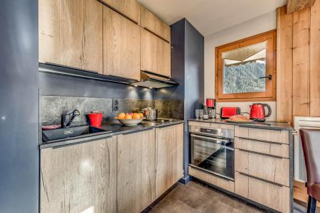 Vacances en montagne Appartement 3 pièces 6 personnes (052CL) - Résidence le Chardonnet - Champagny-en-Vanoise - Kitchenette
