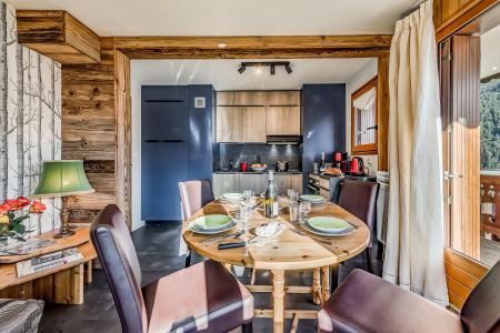 Vacances en montagne Appartement 3 pièces 6 personnes (052CL) - Résidence le Chardonnet - Champagny-en-Vanoise - Séjour
