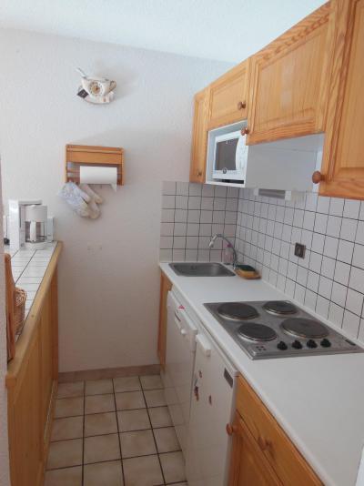 Vacances en montagne Appartement 3 pièces cabine 6 personnes (033CL) - Résidence le Chardonnet - Champagny-en-Vanoise - Kitchenette