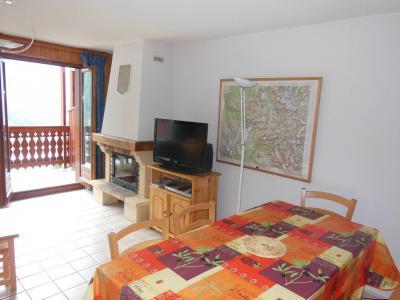 Vacances en montagne Appartement 3 pièces cabine 6 personnes (033CL) - Résidence le Chardonnet - Champagny-en-Vanoise - Séjour