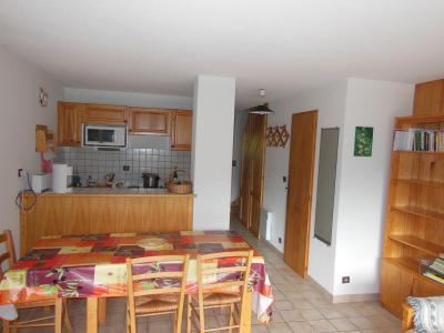 Vacances en montagne Appartement 3 pièces cabine 6 personnes (033CL) - Résidence le Chardonnet - Champagny-en-Vanoise - Table
