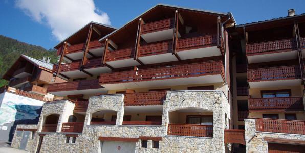 Location au ski Residence Le Chardonnet - Champagny-en-Vanoise - Extérieur été