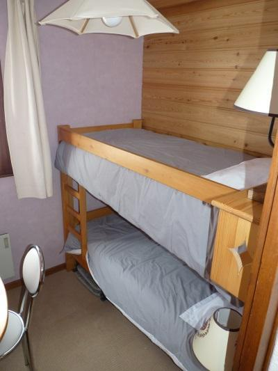Holiday in mountain resort Studio 4 people (001) - Résidence le Charvet - Le Grand Bornand - Bunk beds