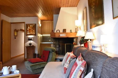 Vacances en montagne Studio 4 personnes (14) - Résidence le Chasseforêt - Méribel
