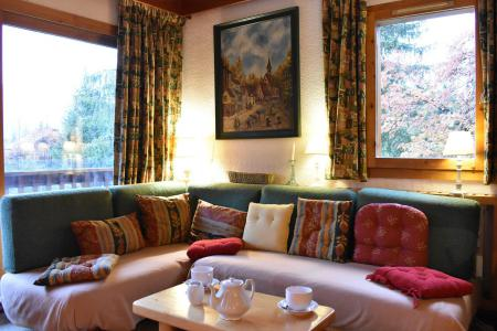 Vacances en montagne Appartement duplex 3 pièces 6 personnes (19) - Résidence le Chasseforêt - Méribel - Canapé