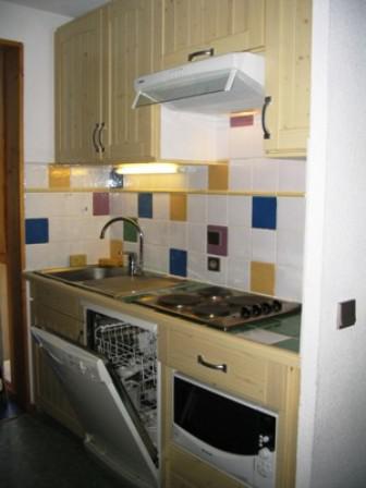 Vacances en montagne Appartement 3 pièces 6 personnes (C01) - Résidence le Cheval Blanc - Valmorel