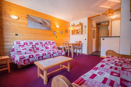 Vacances en montagne Studio 3 personnes (C33) - Résidence le Cheval Blanc - Valmorel