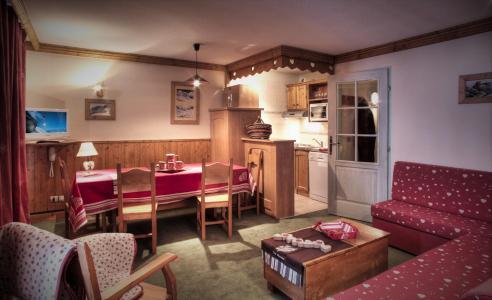 Vacances en montagne Résidence le Cheval Blanc - Val Thorens - Séjour