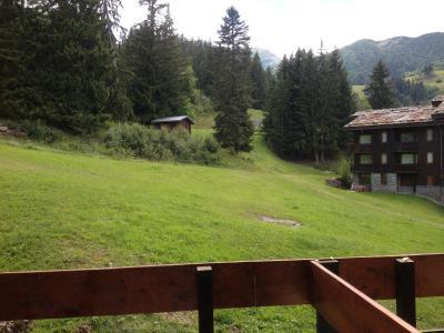 Location au ski Appartement 2 pièces 5 personnes (024) - Résidence le Cheval Noir - Valmorel - Extérieur été