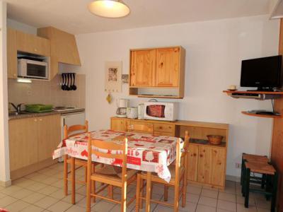 Vacances en montagne Appartement 2 pièces 5 personnes (CR34) - Résidence le Christina - Châtel - Table