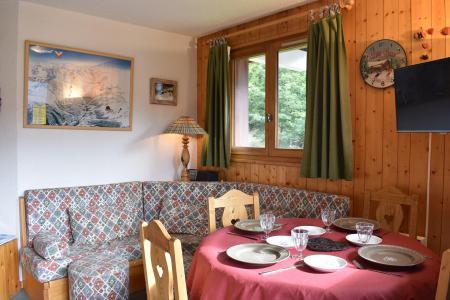 Vacances en montagne Appartement 3 pièces 5 personnes (B4) - Résidence le Christmas - Méribel