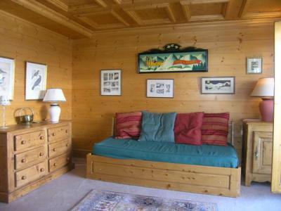 Vacances en montagne Appartement 2 pièces 5 personnes (J14) - Résidence le Cirsé - Méribel