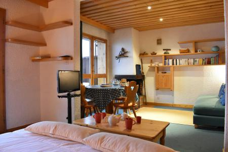 Vacances en montagne Appartement 2 pièces 4 personnes (I21) - Résidence le Cirsé - Méribel