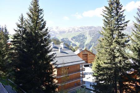 Location au ski Appartement 2 pièces 4 personnes (I5) - Résidence le Cirsé - Méribel - Extérieur été