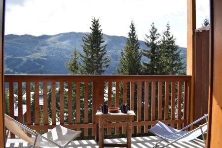 Vacances en montagne Logement 1 pièces 2 personnes (ZMRB170-I13) - Résidence le Cirsé - Méribel