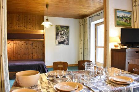 Vacances en montagne Studio coin montagne 4 personnes - Résidence le Cirsé - Méribel