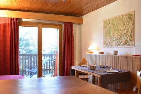 Vacances en montagne Appartement 2 pièces 4 personnes (I5) - Résidence le Cirsé - Méribel - Logement