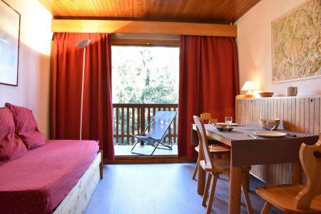 Vacances en montagne Appartement 2 pièces 4 personnes (I5) - Résidence le Cirsé - Méribel - Séjour