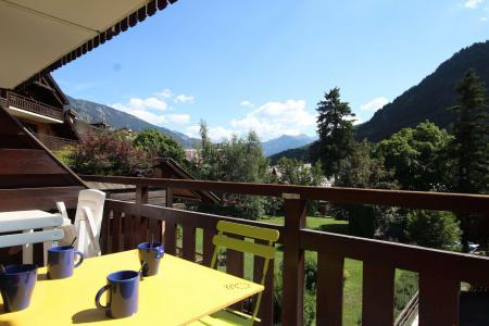 Vacances en montagne Studio coin montagne 4 personnes (A012) - Résidence le Clos - Serre Chevalier - Extérieur été