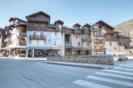 Vacances en montagne Studio coin montagne 4 personnes (D019) - Résidence le Clos - Serre Chevalier
