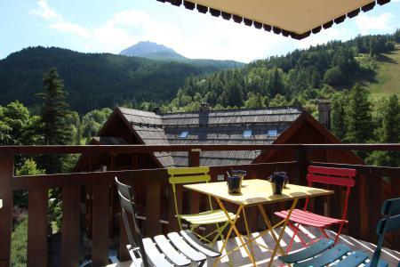 Vacances en montagne Studio coin montagne 4 personnes (A012) - Résidence le Clos - Serre Chevalier