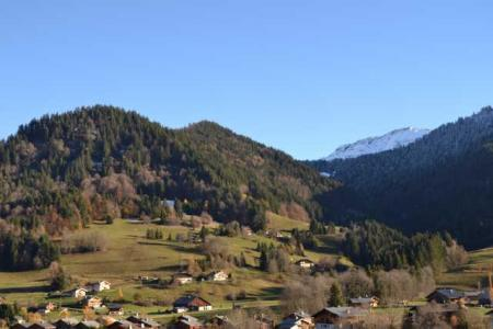 Rent in ski resort 3 room apartment 7 people (769) - Résidence le Clos d'Arly - Praz sur Arly - Summer outside