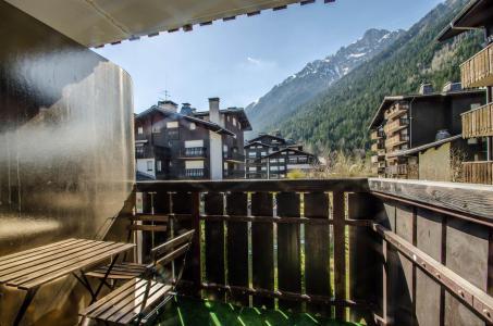 Vacances en montagne Studio 4 personnes (Quartz) - Résidence le Clos du Savoy - Chamonix