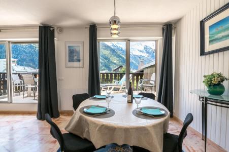 Vacances en montagne Appartement 3 pièces 4 personnes (AGATA) - Résidence le Clos du Savoy - Chamonix