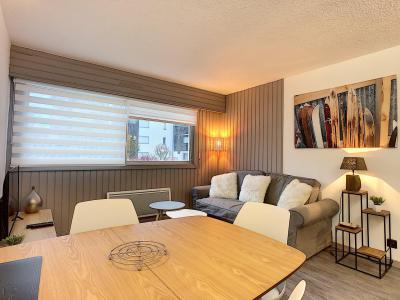 Vacances en montagne Appartement 2 pièces 4 personnes (Opus) - Résidence le Clos du Savoy - Chamonix - Salle à manger