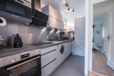 Vacances en montagne Appartement 3 pièces 4 personnes (AGATA) - Résidence le Clos du Savoy - Chamonix - Kitchenette